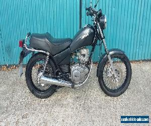 YAMAHA SR 125 95 M 99P START NO RESERVE MOT 2017  NEEDS LOCK SET. for Sale