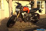 Yamaha MT09 2014 Low Miles Orange MT-09 for Sale