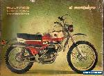 Bultaco el Montadero 12/1971 350cc for Sale
