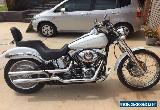 2005 Harley Davisdon Softail Deuce 1450 fuel injected 25000kms for Sale
