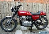 1975 Honda CB750F with cafe racer seat for Sale