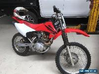 2007 Honda crf 150 Motor bike for Sale