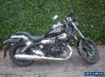 Kymco Zing 2 MOTORCYCLE 125cc Custom Cruiser for Sale