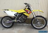 Suzuki RMZ 250 for Sale