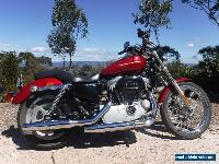 Harley Sportster Custom 883 (XL883C) 2007 Fuel Injected. Good condition.  for Sale