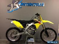 SUZUKI RMZ250 RMZ 250 2015 LOW HOURS for Sale