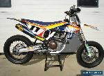 2016 Husqvarna FS450 for Sale