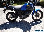 Motorcycle Tenere XT660Z(A) for Sale