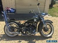 Harley Davidson 1942 WLA for Sale