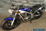 2002 Suzuki GS500K2, Clean Bike, Barn Find For Spares Or Repair, No Reserve for Sale