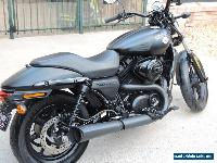 Harley Street 500 As NEW low Klms  for Sale