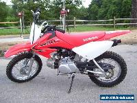 2011 Honda CRF for Sale