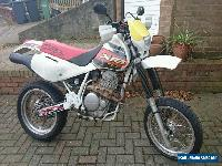 1998 Honda XR 600R road registered (R reg) for Sale