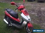 2005 Kymco b&w 250 for Sale