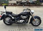 SUZUKI VL800 BOULEVARD 02/2006 MODEL 42185KMS PROJECT MAKE AN OFFER   for Sale
