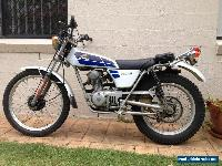 Honda TL125 1980 for Sale