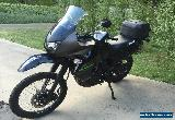 2015 Kawasaki KLR 650 Near new only 421km LAST CHANCE BEFORE SELLING TO DEALER for Sale