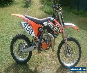 KTM 85SX 2015 Great Condition for Sale
