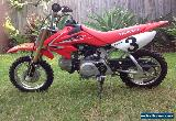 Honda CRF 50 Motorbike for Sale