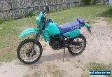 Kawasaki KLR250 With loads of extras for Sale