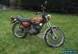 suzuki ts90 spares or repair project classic vintage with v5 for Sale