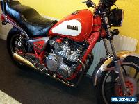 YAMAHA CLASSIC  RARE 750 MAXIM EASY PROJECT 80s BIKE for Sale