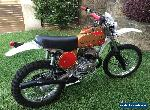 1977 Bultaco Frontera gold medal 250 for Sale