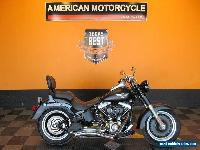 2010 Harley-Davidson Softail Fat Boy Lo - FLSTFB Vance & Hines Exhaust for Sale