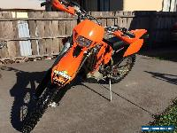 KTM 450 EXC 2004 MOTORBIKE, REC REGO. VERY GOOD CONDITION, 3323 Kms  for Sale