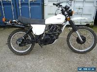 Yamaha XT500 Classic Single  for Sale