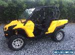 2013 Can am Commander 800R DPS UTV ATV Off Road Quad 2 Seater Buggy  for Sale