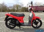 1998 HONDA SH50 SH FIFTY SCOOTER MOPED 2T ORIGINAL GOOD CONDITION GWO MOT & TAX for Sale