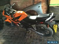 2008 HONDA CBR 125 RW-6 ORANGE for Sale