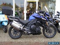 2012 TRIUMPH TIGER EXPLORER 1200 ABS ADVENTURE SPORTS TOURER for Sale