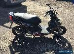 2008 Yamaha Jog RR 50 cc 2-stroke Scooter Spares or repair / salvage for Sale