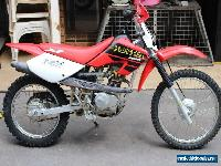 Honda XR100R 2001 Model for Sale