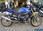 2012 YAMAHA FZ8 800 STREET FIGHTER for Sale