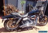 2011 Harley Davidson Dyna Fatbob 1584cc 6918kms for Sale