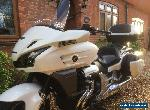 "2015 Honda CTX1300 ""The White Bat Bike"" - Top Box & Panniers for Sale"