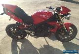 TRIUMPH STREET TRIPLE 675 2010 MODEL PROJECT MAKE AN OFFER for Sale