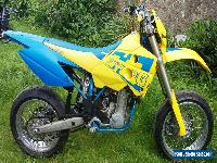 2004 HUSABERG FE 501 BLUE/YELLOW VERY ORIGINAL & IN EXCELLENT CONDITION for Sale