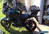 Kawasaki ER650 Versys 650, Learner Legal. ABS, Black for Sale
