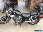 1990 YAMAHA  VIRAGO 535 BLACK for Sale