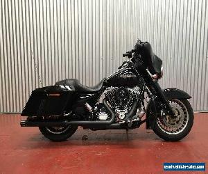 Blacked Out 2012 Harley Davidson Street Glide For Sale