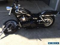 HARLEY DAVIDSON FATBOB 06/2012 MODEL 27645KMS PROJECT MAKE AN OFFER   for Sale