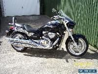 2011 SUZUKI INTRUDER VZ1500 MOTORCYCLE, MOTORBIKE, FULL MOT, FSH,  LOW MILEAGE,  for Sale