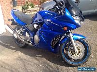 Suzuki GSF 600 S 2004only 7160 miles. Fully faired. Serviced and new exhaust for Sale
