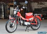 1993 Honda Hunter Cub 110 CT110 for Sale