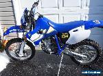 2000 Yamaha WR for Sale