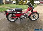 Honda ct 110 for Sale